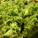 Vibrational Greens Kale