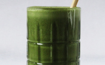 Vibrational Greens Pure Matcha drink