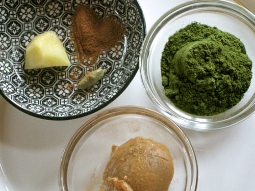 Vibrational Greens Pure Matcha