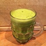 Vibrational Greens Golden Milk