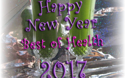 Happy New Year 2017 with Vibrational Greens