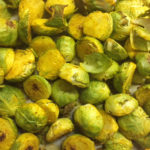 roasted brussel sprouts with no oil